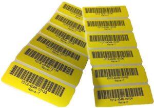 Disposal Tags